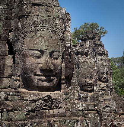 Temple「Angkor Thom, Cambodia」:スマホ壁紙(18)