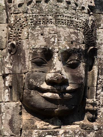 Temple「Angkor Thom, Cambodia」:スマホ壁紙(15)