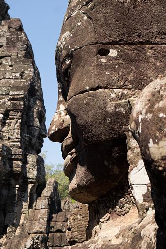 Temple「Angkor Thom, Cambodia」:スマホ壁紙(13)