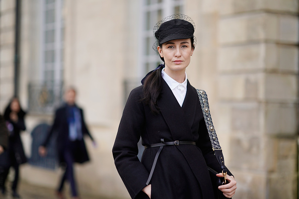 Edward Berthelot「Christian Dior : Outside Arrivals - Paris Fashion Week - Haute Couture Spring Summer 2018」:写真・画像(11)[壁紙.com]