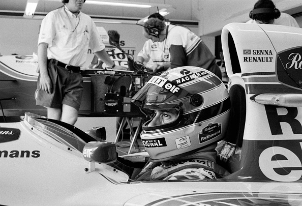 アイルトン・セナ「Ayrton Senna's Last Race」:写真・画像(13)[壁紙.com]