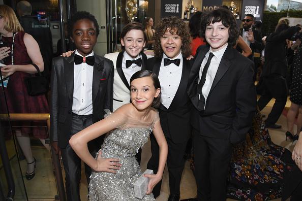 Noah Schnapp「FIJI Water At The 74th Annual Golden Globe Awards」:写真・画像(0)[壁紙.com]