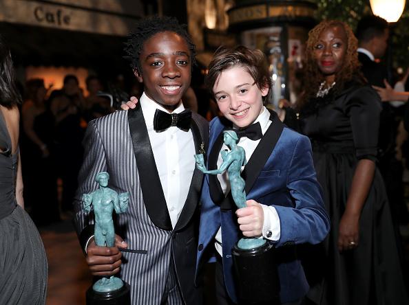 Noah Schnapp「People And EIF's Annual Screen Actors Guild Awards Gala」:写真・画像(13)[壁紙.com]