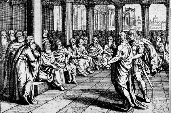 Roman「Roman Politics」:写真・画像(1)[壁紙.com]