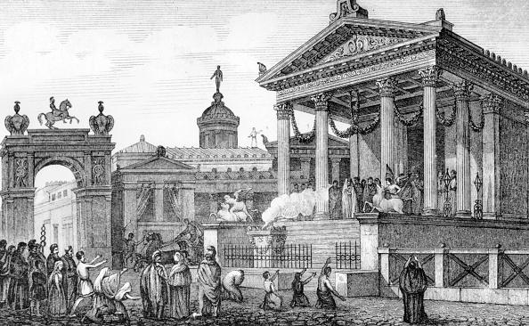 Roman「Temple Of Fortune」:写真・画像(14)[壁紙.com]