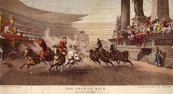 Ancient Civilization「Chariot Race」:写真・画像(8)[壁紙.com]