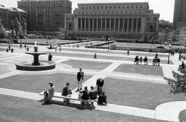 Bench「Columbia University」:写真・画像(1)[壁紙.com]