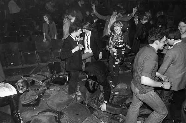 Punk Music「White Riot」:写真・画像(3)[壁紙.com]