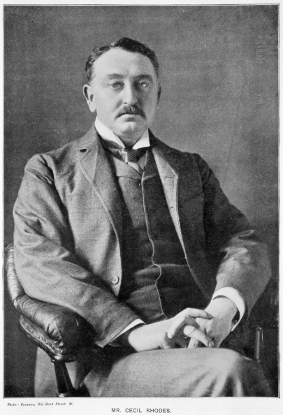 Colony - Territory「Cecil Rhodes, English-born South African entrepreneur and statesman, c1890.」:写真・画像(14)[壁紙.com]