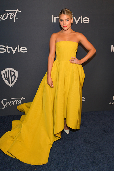 Yellow「The 2020 InStyle And Warner Bros. 77th Annual Golden Globe Awards Post-Party - Red Carpet」:写真・画像(15)[壁紙.com]
