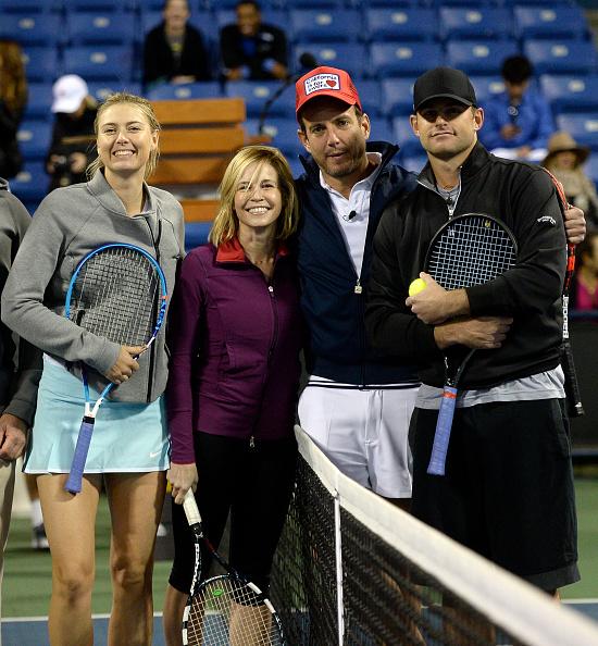 アンディ ロディック「Maria Sharapova + Friends」:写真・画像(4)[壁紙.com]
