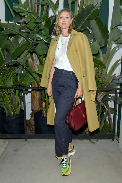 Coat - Garment「The Business Of Fashion Celebrates BoF West 2019 With An Intimate Dinner In Los Angeles」:写真・画像(18)[壁紙.com]
