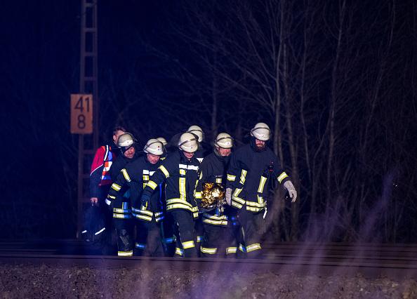 Transportation Event「Trains Collide Near Dusseldorf」:写真・画像(2)[壁紙.com]