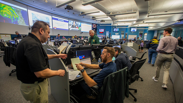 Mark Wallheiser「Hurricane Michael Slams Into Florida's Panhandle Region」:写真・画像(13)[壁紙.com]