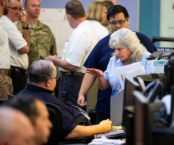 Tallahassee「Hurricane Michael Slams Into Florida's Panhandle Region」:写真・画像(11)[壁紙.com]
