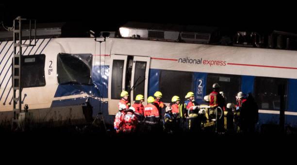 Transportation Event「Trains Collide Near Dusseldorf」:写真・画像(3)[壁紙.com]