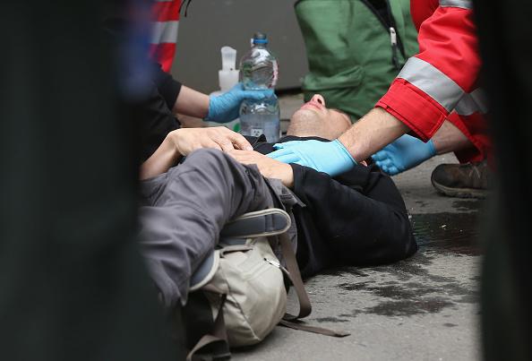 Blockupy「Blockupy Protests In Frankfurt」:写真・画像(11)[壁紙.com]