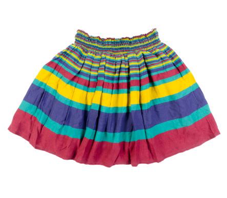 Skirt「colorful skirt」:スマホ壁紙(19)