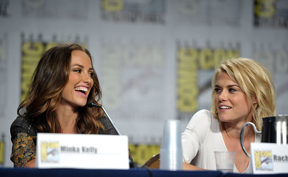 "Charlie's Angels「""Charlie's Angels"" Panel  - Comic-Con 2011」:写真・画像(1)[壁紙.com]"