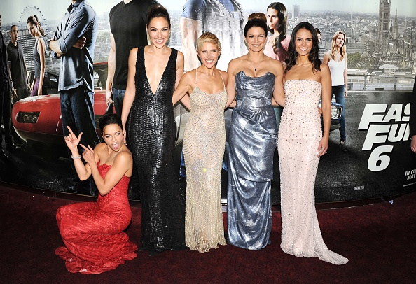 Gina Carano「World Premiere Of Fast & Furious 6」:写真・画像(3)[壁紙.com]