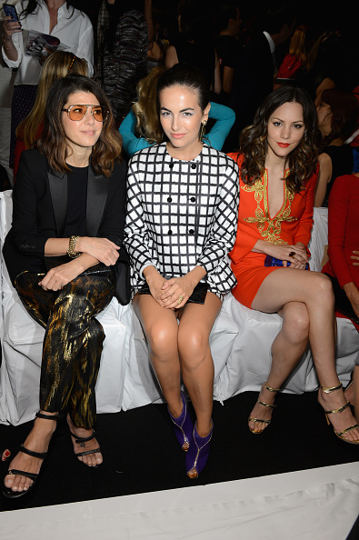 Camilla Belle「Michael Kors - Front Row - Spring 2013 Mercedes-Benz Fashion Week」:写真・画像(13)[壁紙.com]