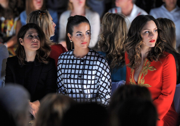 Camilla Belle「Michael Kors - Front Row - Spring 2013 Mercedes-Benz Fashion Week」:写真・画像(15)[壁紙.com]