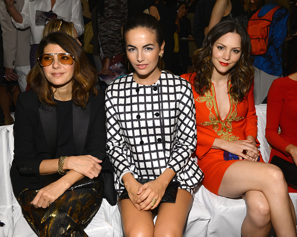 Camilla Belle「Michael Kors - Front Row - Spring 2013 Mercedes-Benz Fashion Week」:写真・画像(14)[壁紙.com]