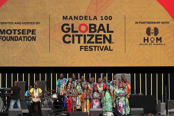 Global「Global Citizen Festival: Mandela 100 - Show」:写真・画像(5)[壁紙.com]