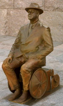 Household Fixture「Franklin Delano Roosevelt Statue Unveiled」:写真・画像(19)[壁紙.com]