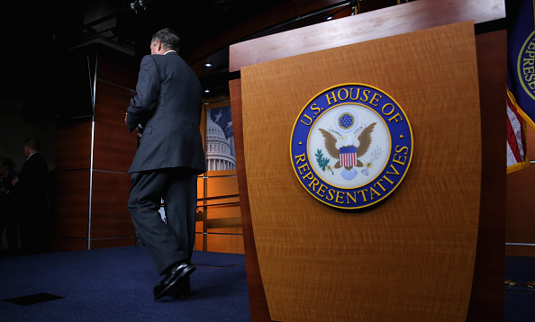Politics and Government「House Speaker John Boehner Announces His Resignation At The Capitol」:写真・画像(11)[壁紙.com]