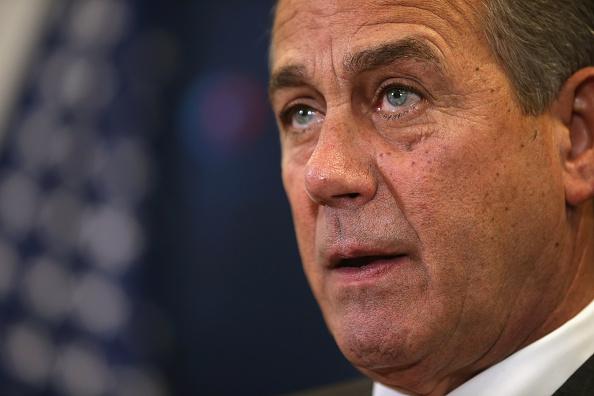 Keystone「Boehner, House Leaders Brief Press After GOP House Conference」:写真・画像(11)[壁紙.com]