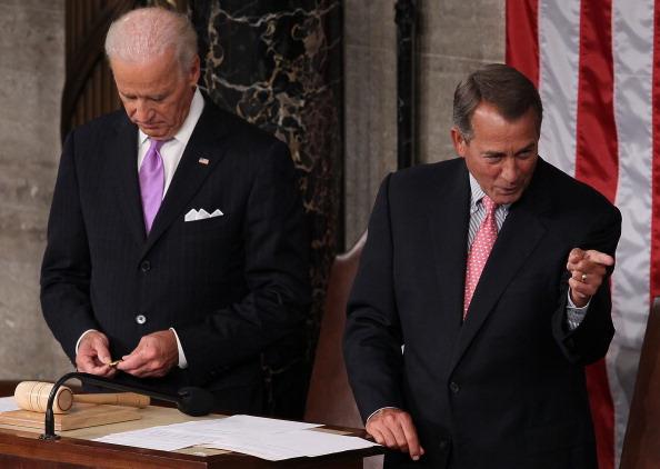 Joint Session of Congress「Obama Addresses Joint Session Of Congress On Jobs And The Economy」:写真・画像(16)[壁紙.com]