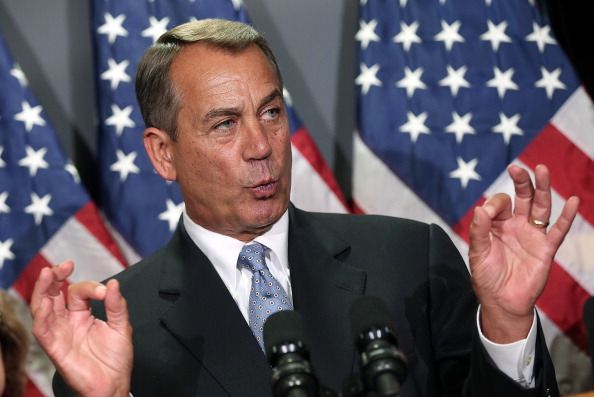 Win McNamee「House Republicans Speak To Press After GOP Conference Meeting」:写真・画像(17)[壁紙.com]