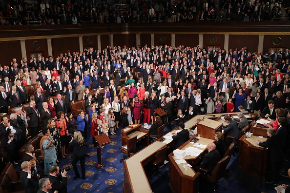 Congress「House Of Representatives Convenes For First Session Of 2019 To Elect Nancy Pelosi (D-CA) As Speaker Of The House」:写真・画像(16)[壁紙.com]