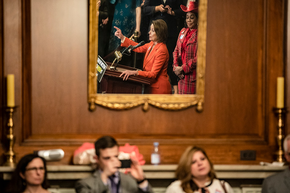 Protection「Nancy Pelosi, House Democrats Discuss Protecting the Right To Organize (PRO) Act」:写真・画像(5)[壁紙.com]