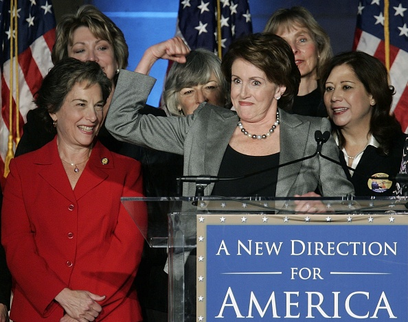 Alex Wong「Nancy Pelosi Attends Tribute To Ann Richards」:写真・画像(17)[壁紙.com]