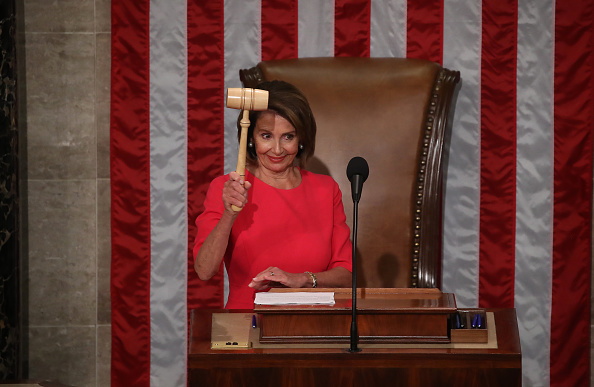 United States Congress「House Of Representatives Convenes For First Session Of 2019 To Elect Nancy Pelosi (D-CA) As Speaker Of The House」:写真・画像(16)[壁紙.com]