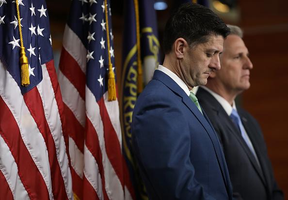 トップランキング「House Speaker Paul Ryan And GOP House Leadership Address The Media After Weekly Republican Conference」:写真・画像(15)[壁紙.com]