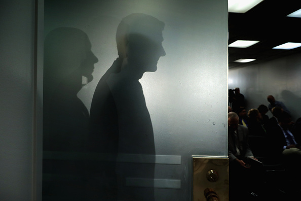 影「Ryan, GOP Leaders Hold Media Briefing After Republican Conference Meeting」:写真・画像(16)[壁紙.com]