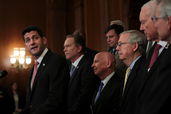 US Republican Party「House And Senate Republican Leaders Release Tax Reform Plan」:写真・画像(3)[壁紙.com]