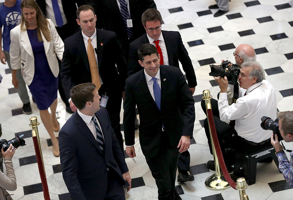 Win McNamee「House Members Vote On Health Care Bill」:写真・画像(15)[壁紙.com]