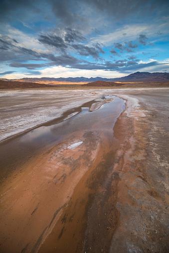 Racetrack Playa「Death Valley」:スマホ壁紙(11)
