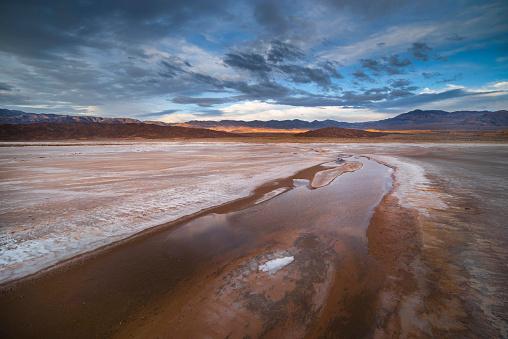 Lake Bed「Death Valley」:スマホ壁紙(17)