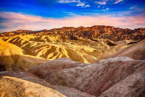 Death Valley Desert「Death Valley Badlands」:スマホ壁紙(16)