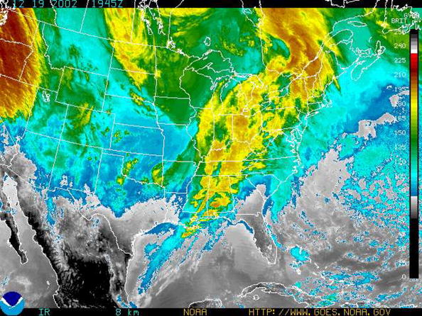 Weather「Severe Storms Cause Tornadoes In Mississippi 」:写真・画像(6)[壁紙.com]