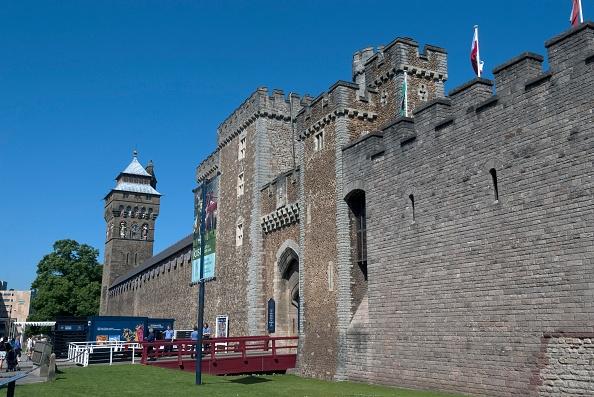 Description「Cardiff Castle」:写真・画像(19)[壁紙.com]