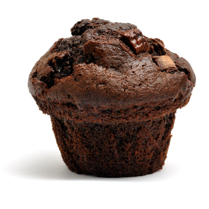 Sweet Food「Double Chocolate Chip Muffin」:スマホ壁紙(14)