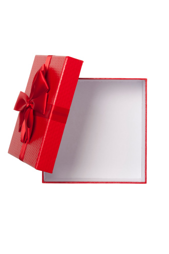 Red「Gift Box With Clipping Path」:スマホ壁紙(0)