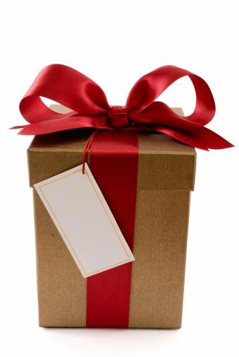 プレゼント「ギフトボックスにレッドのリボン」:スマホ壁紙(18)