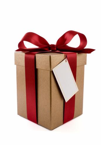 プレゼント「ギフトボックスにレッドのリボン」:スマホ壁紙(6)